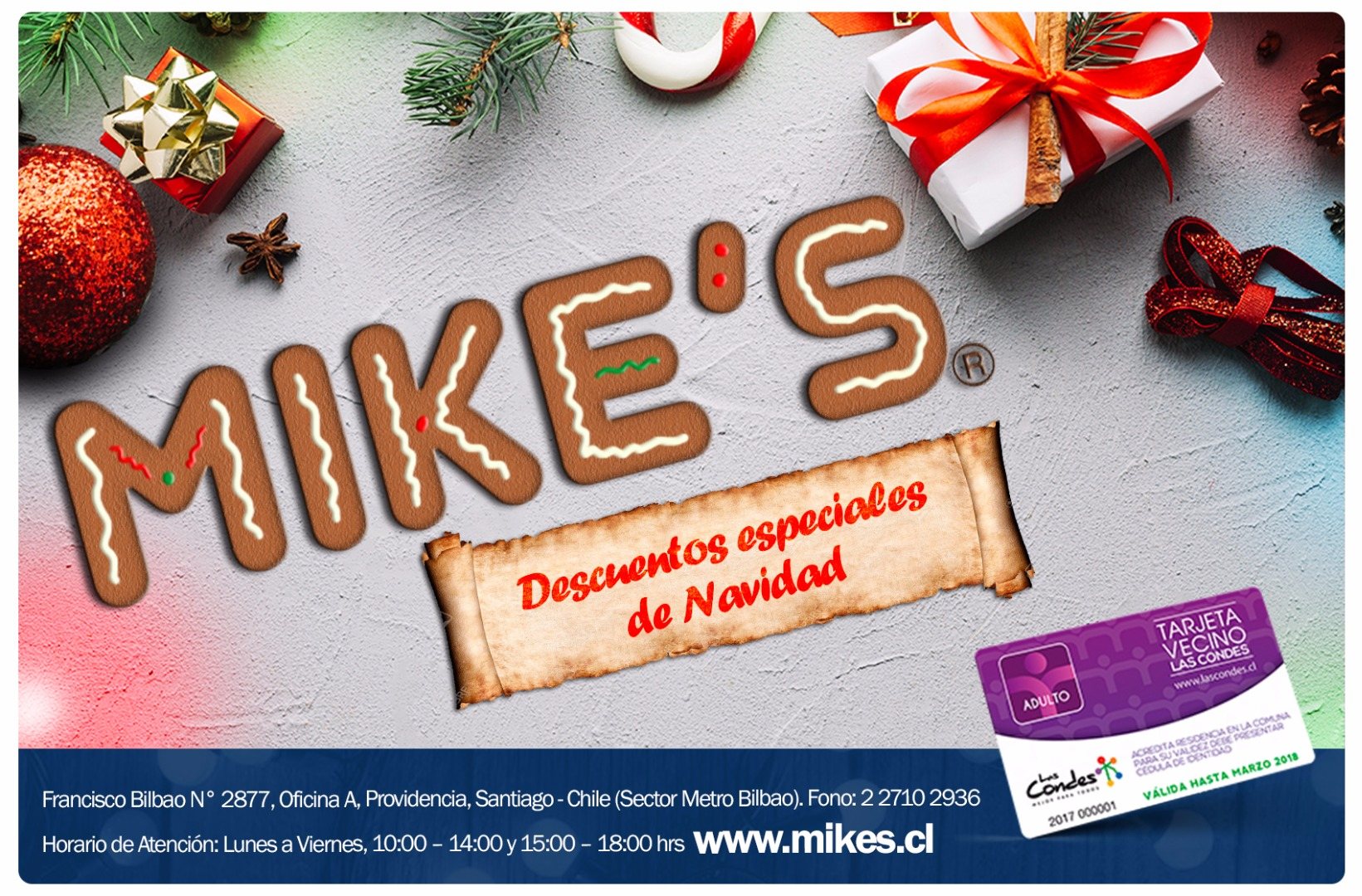 MIKE´S PROMO
