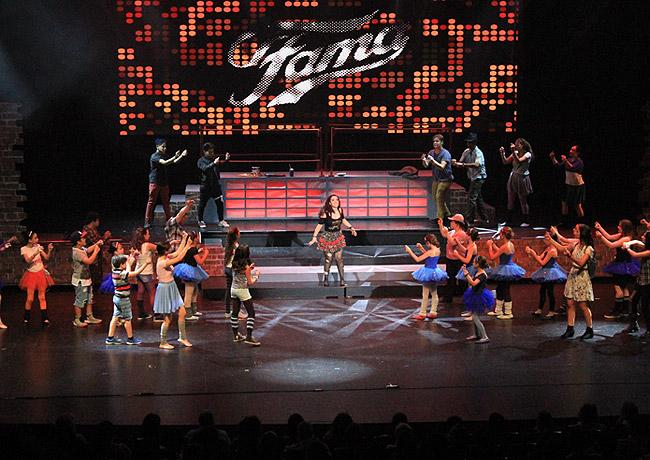 """Musical """"Fame"""" en el Teatro Municipal de Las Condes"""