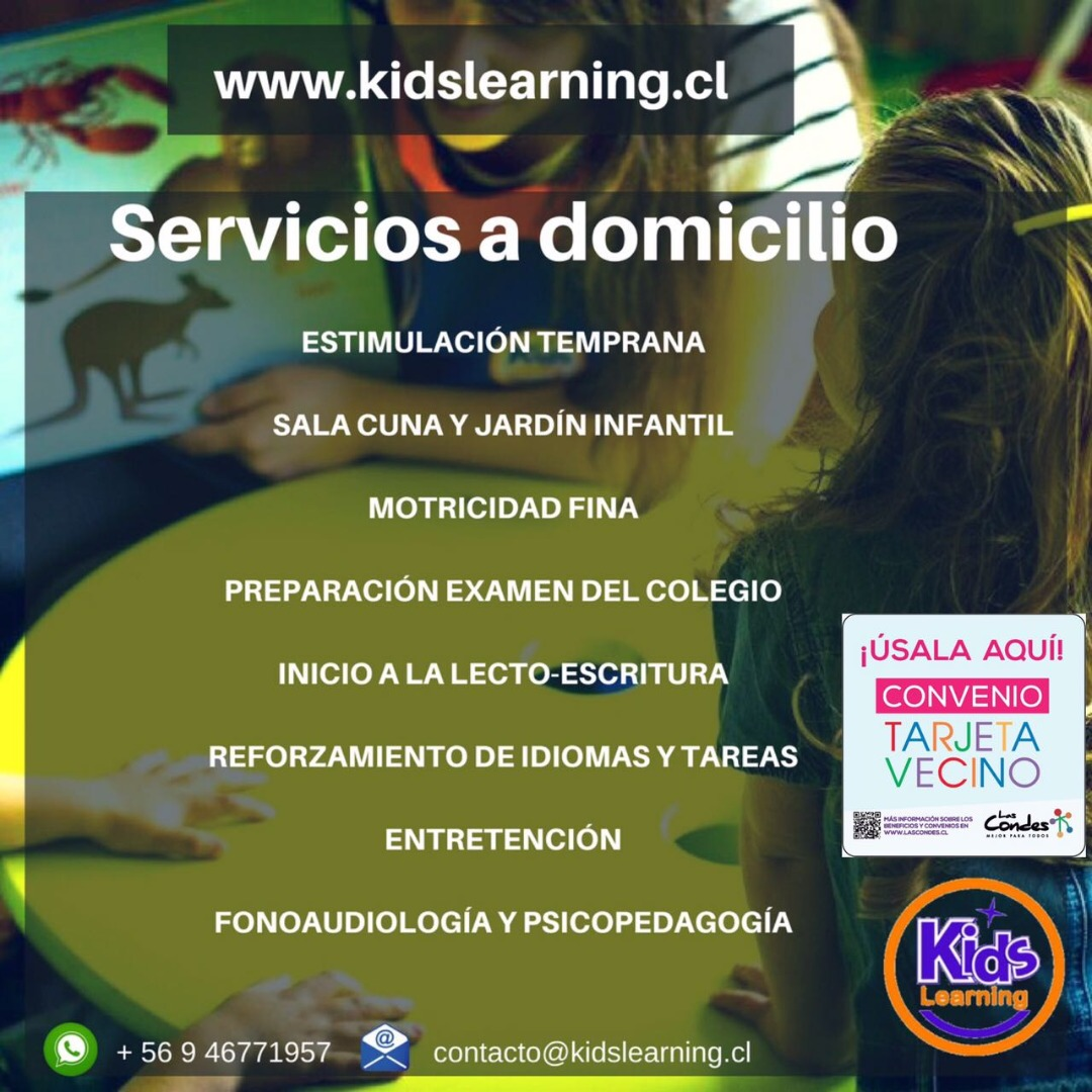 KIDS LEARNING PROMO