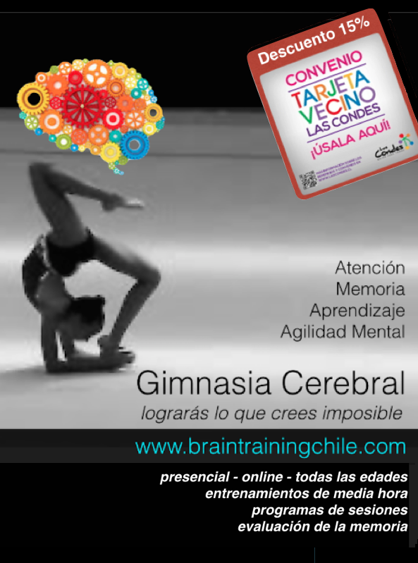 Braintrainning flyer