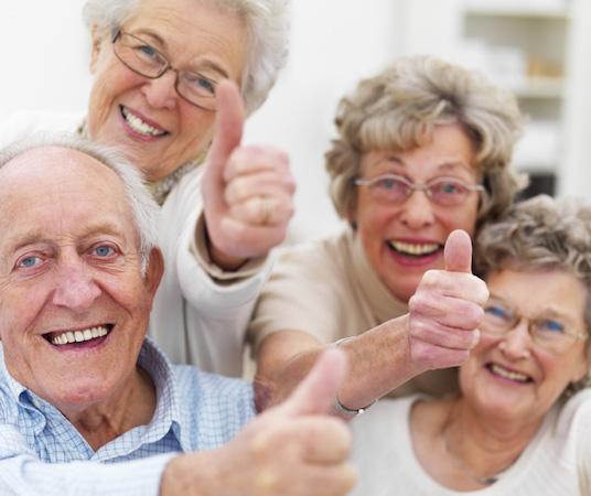 Existe una amplia oferta de cursos para los adultos mayores, en diferentes áreas y objetivos.