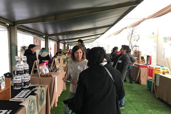 Feria Emprendo Las Condes septiembre 2017