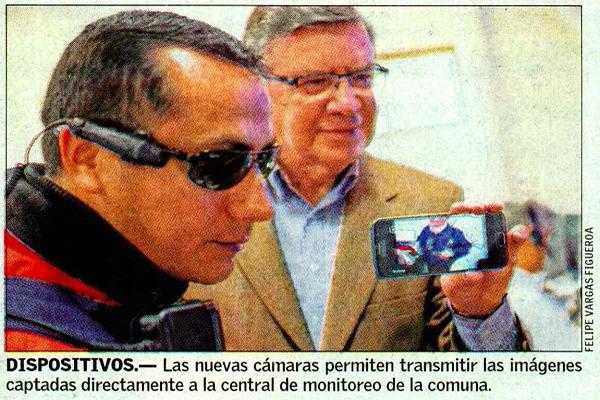 Pantallazo de noticia, El Mercurio, 1° octubre 2017.
