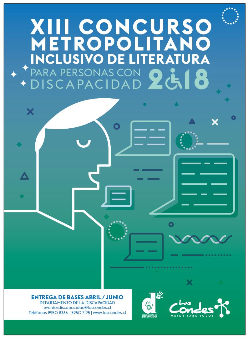 XIII Concurso Metropolitano Inclusivo de Literatura