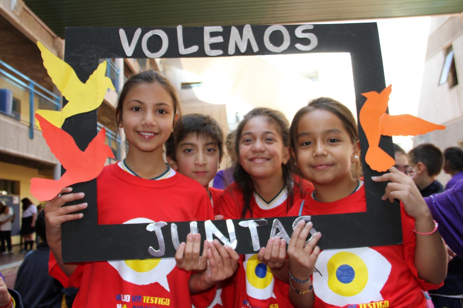 Alumnas rechazan el bullying