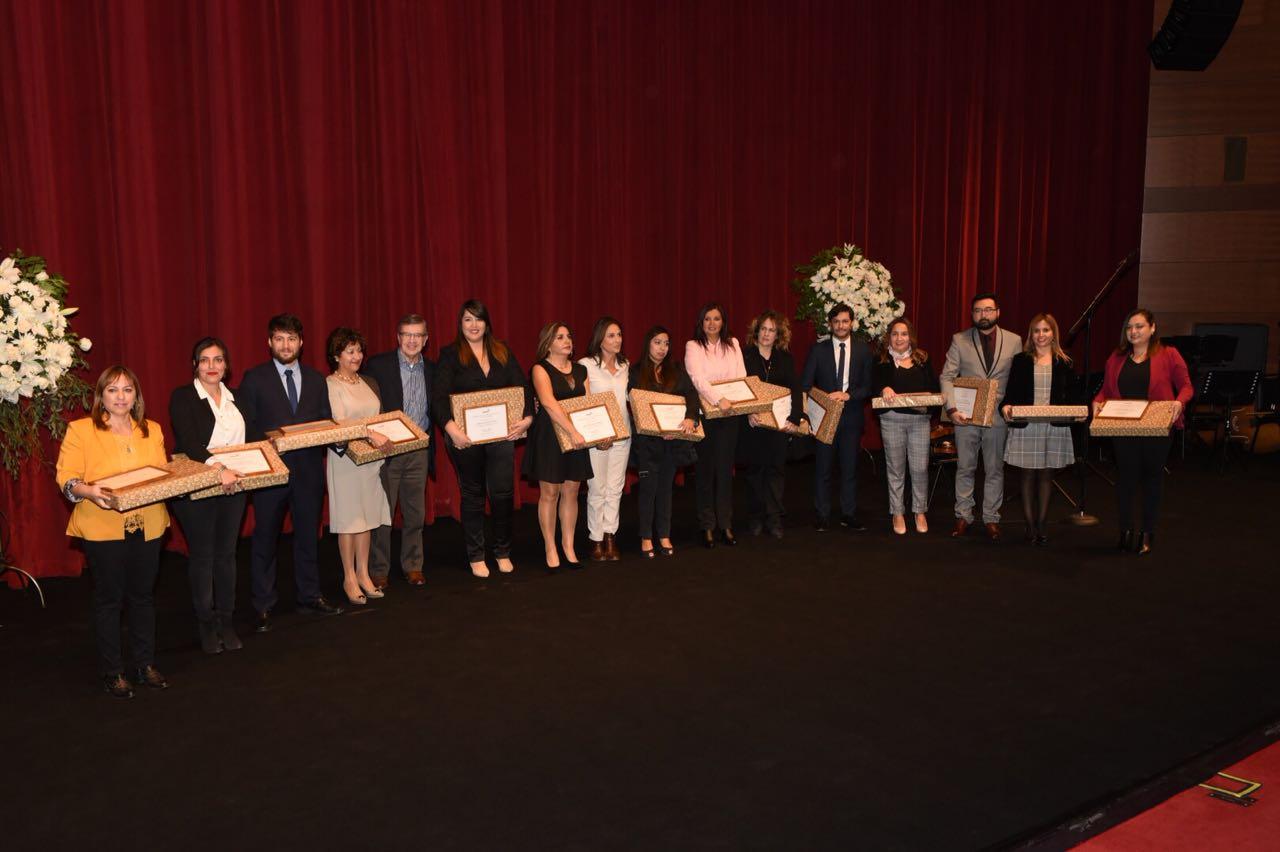 Profesores Destacados de colegios municipales de Las Condes