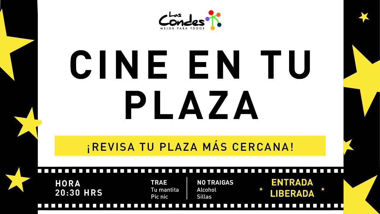 Cine en tu plaza