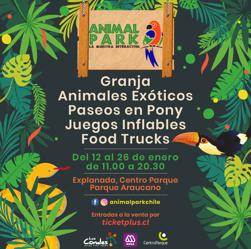 ANIMAL PARK PROMO