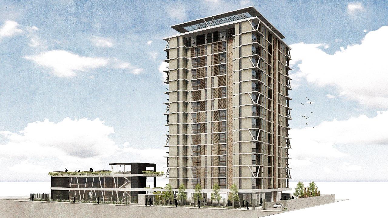 Proyecto viviendas Rotonda Atenas