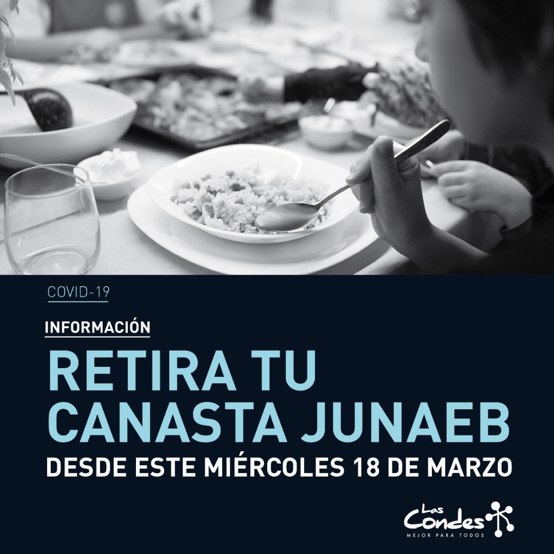 Canasta Junaeb