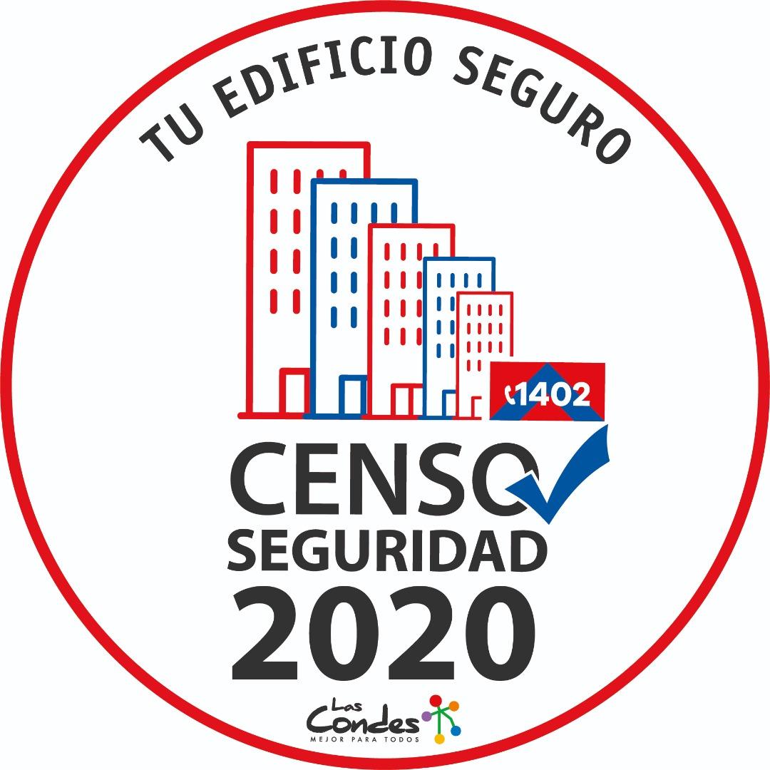 Censo de seguridad a edificios 2020.