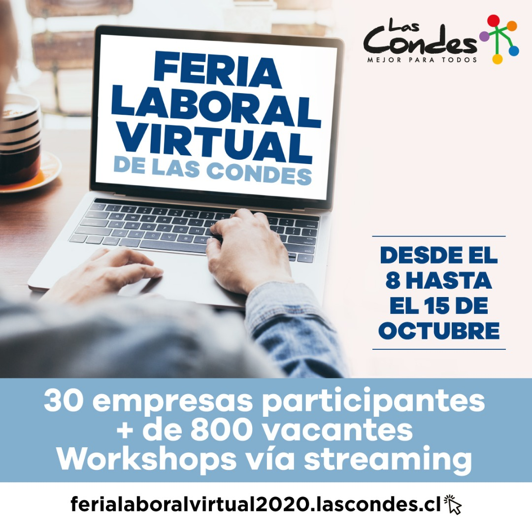 Feria Laboral Virtual Las Condes 2020