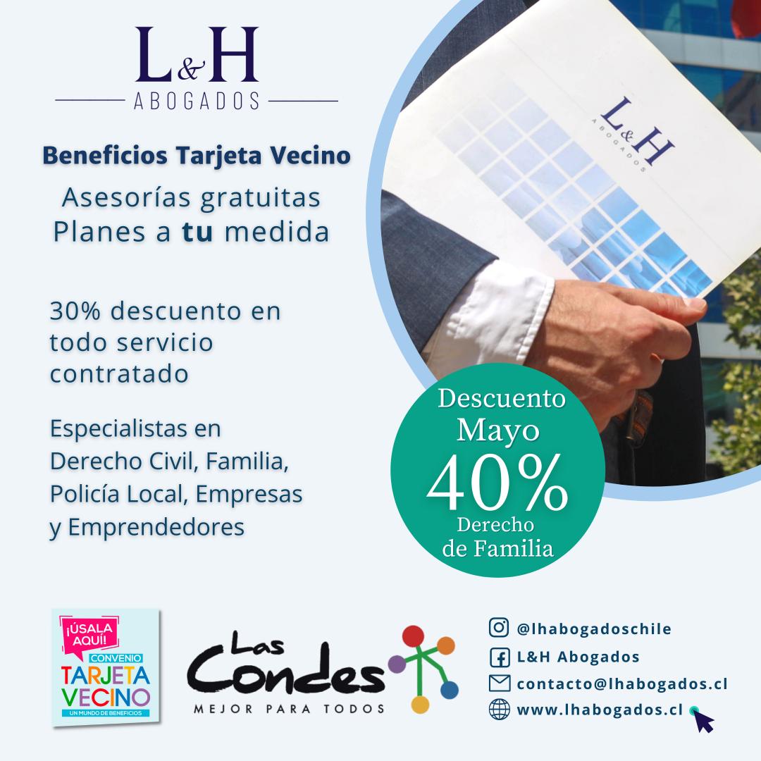 L&H ABOGADOS PROMO