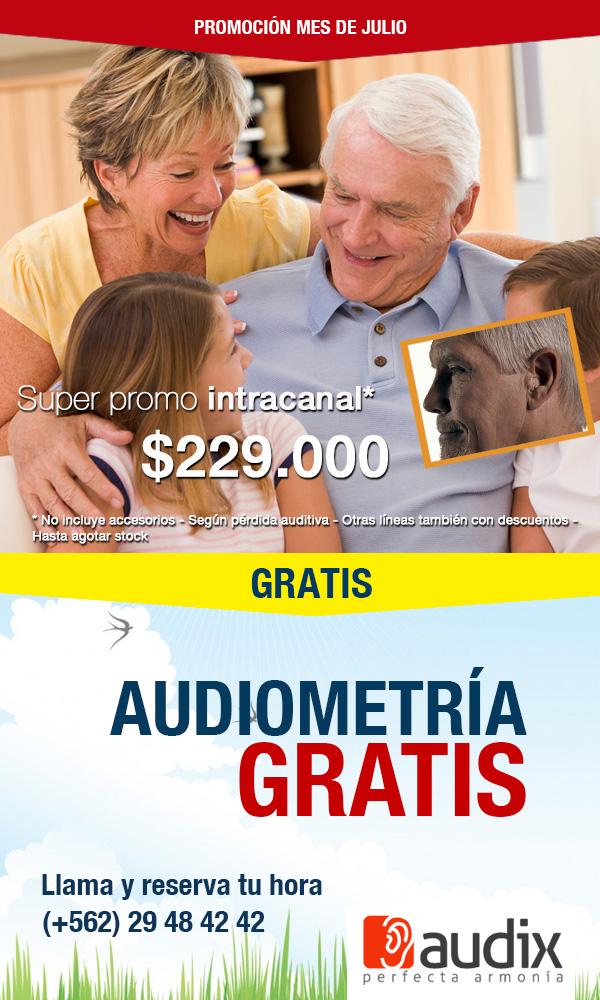 promo audix