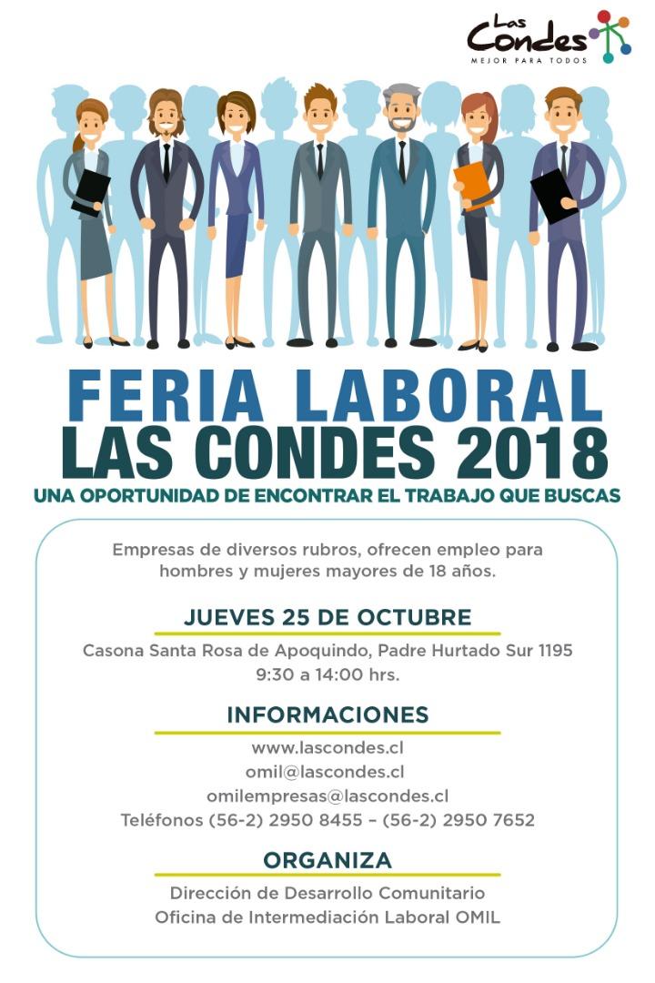Feria Laboral octubre 2018