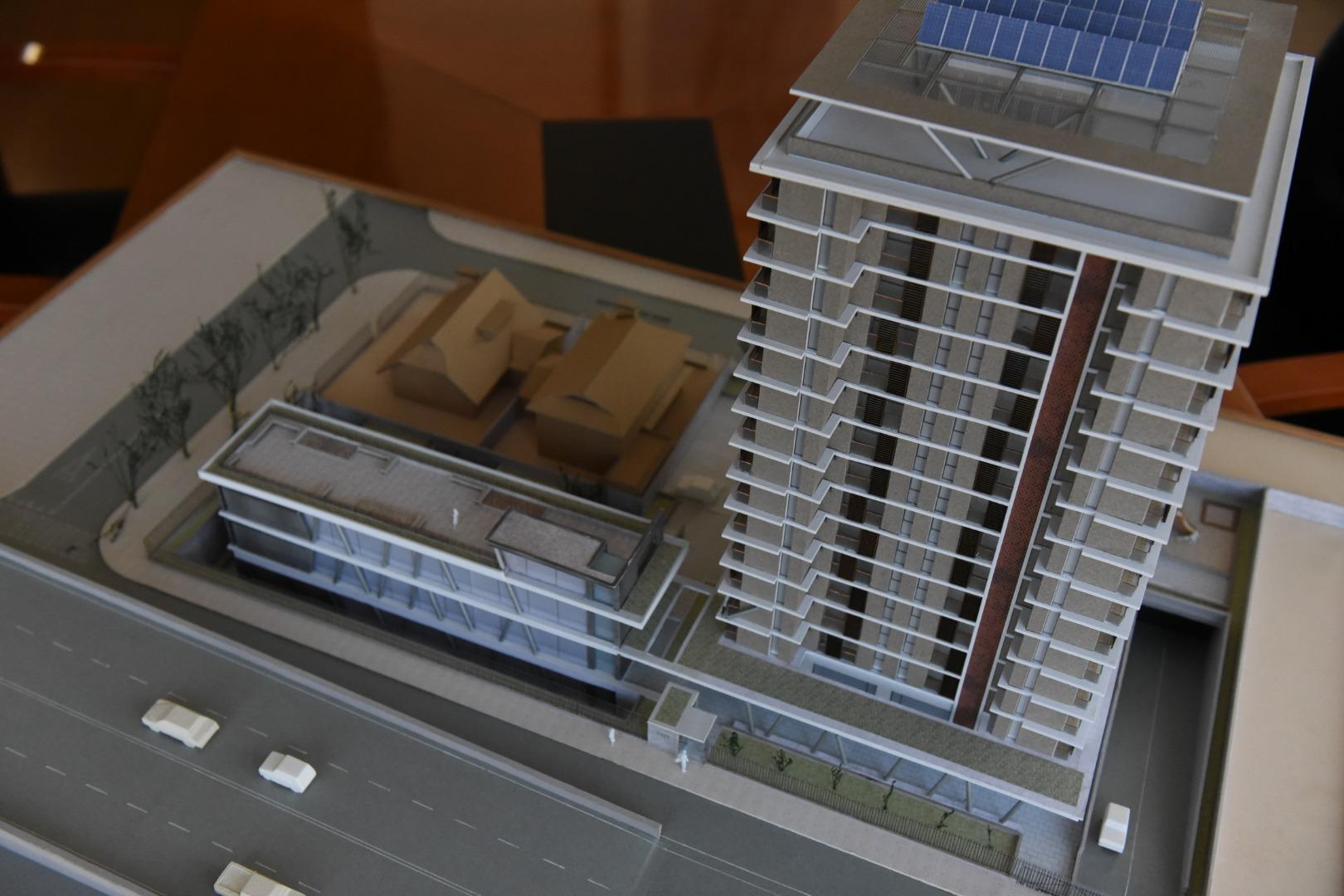 Proyecto viviendas sociales