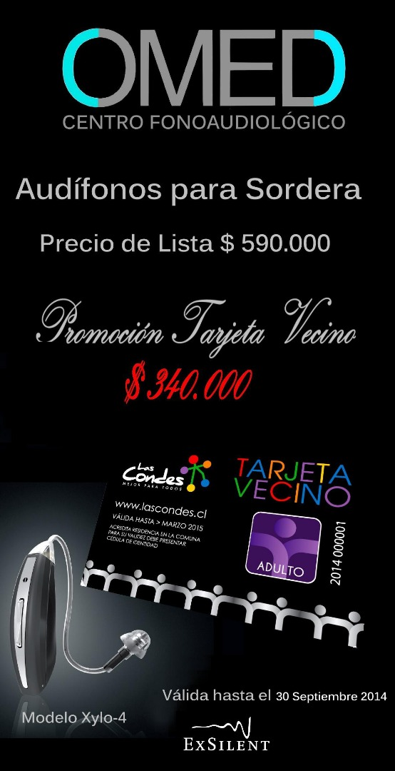 PROMOCION OMED
