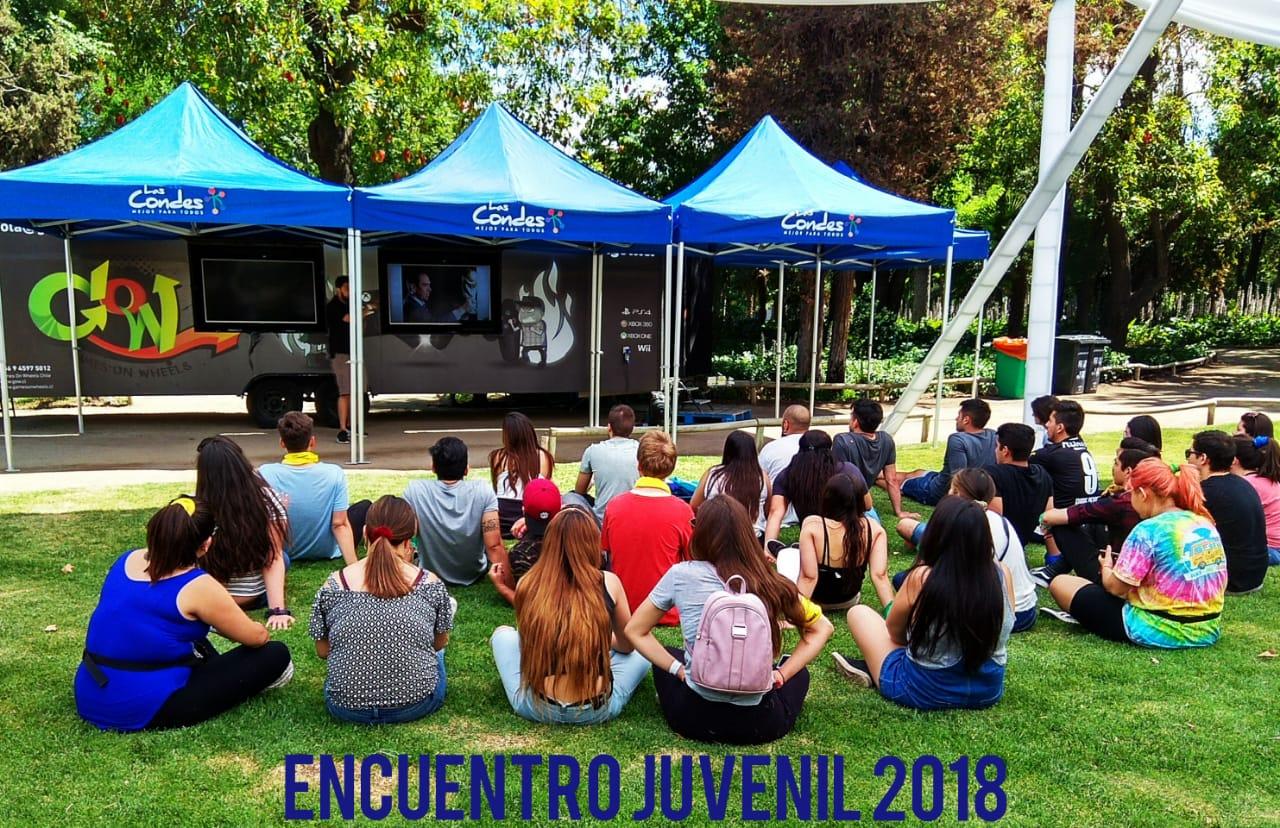 Encuentro juvenil 2018