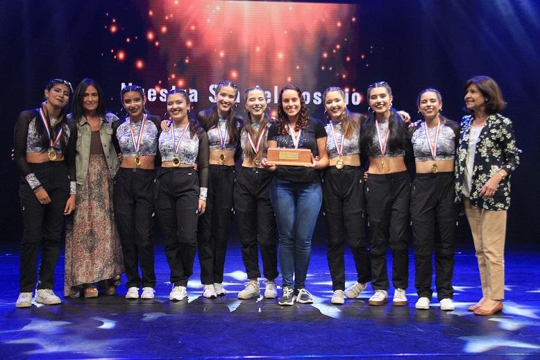 Premiación al 1° Lugar de Festibaila