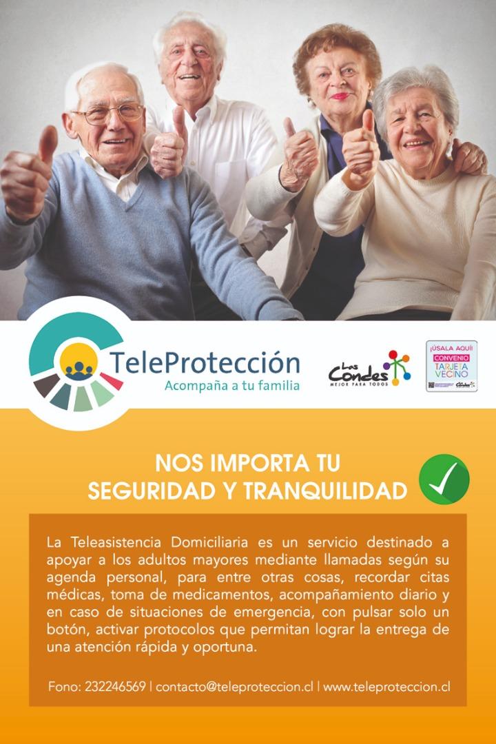 TELEPROTECCION PROMO