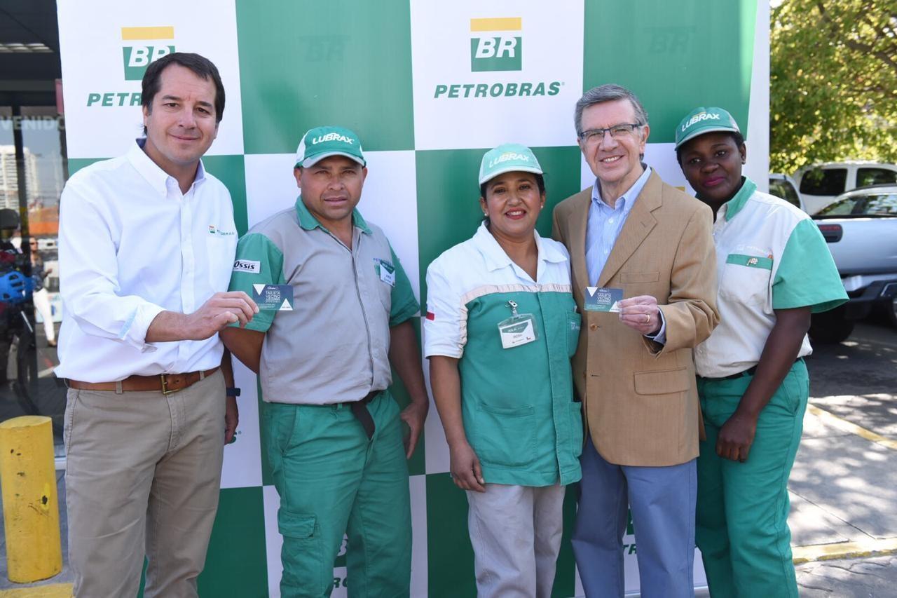 Beneficio con Tarjeta Vecino en Petrobras