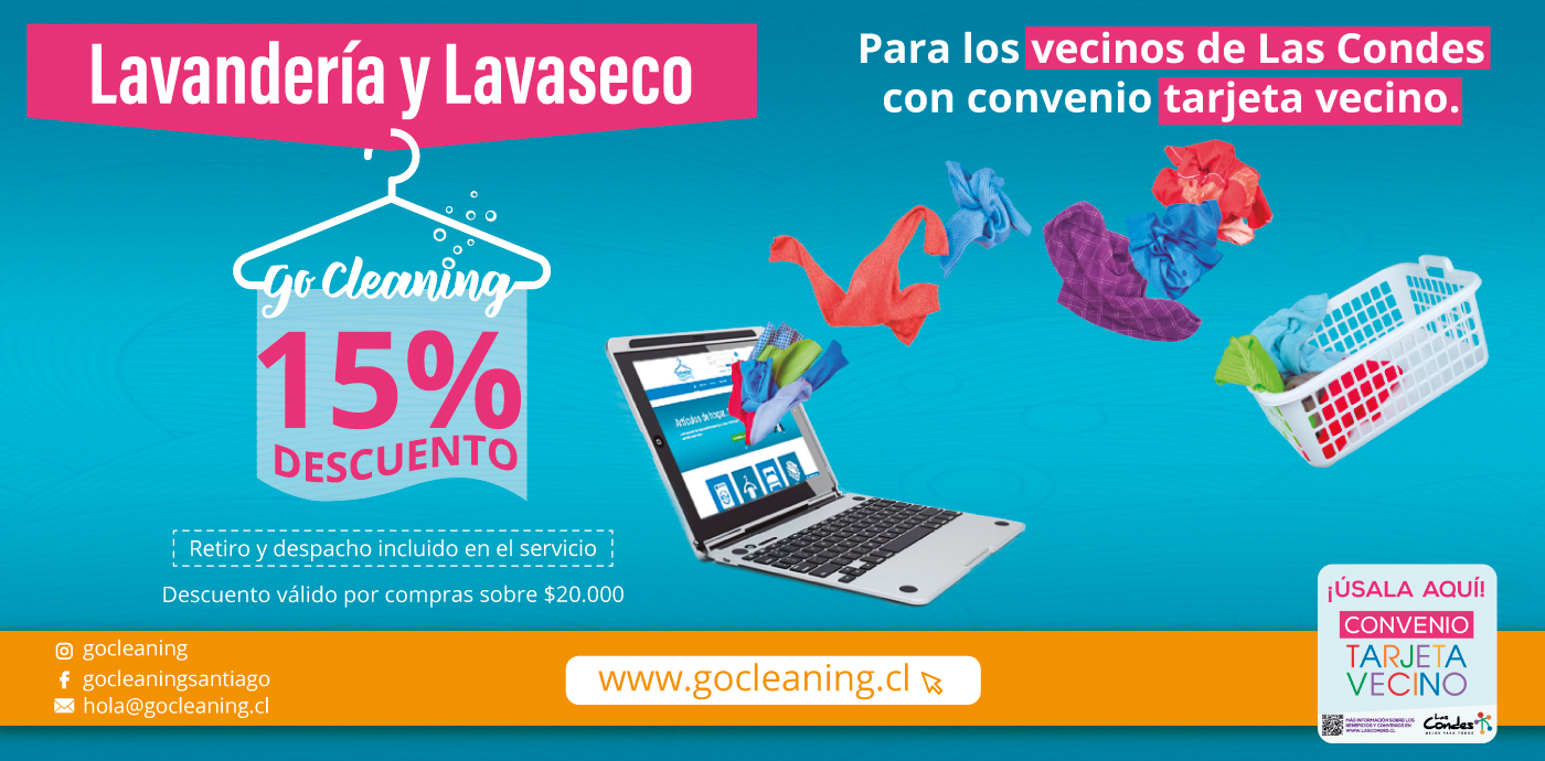 GO CLEANING PROMO