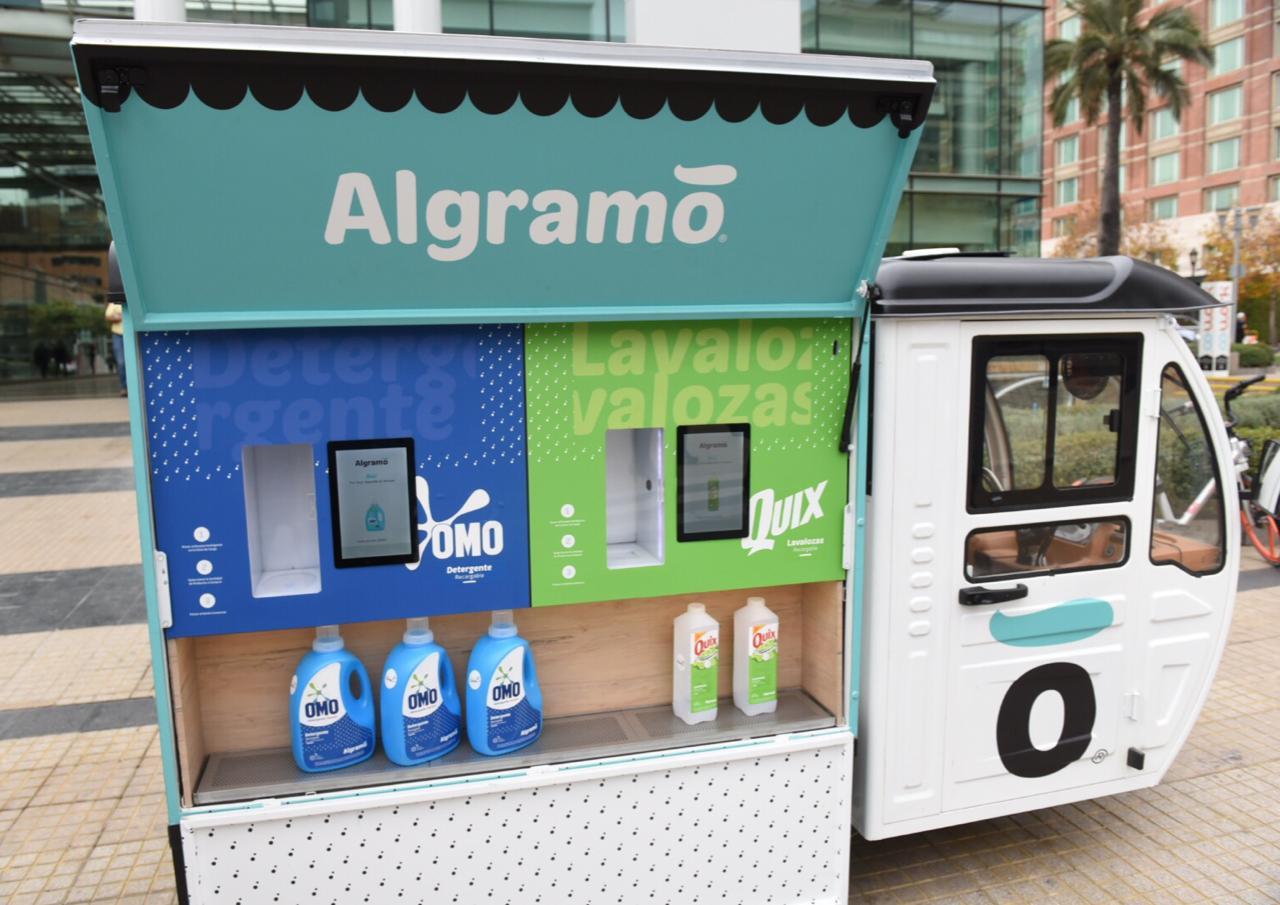 Nuevo servicio Algramo