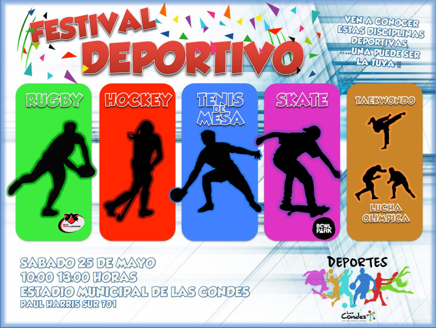 Festival deportivo 2019