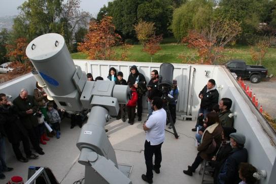 Día del Patrimonio en Observatorio del Cerro Calán