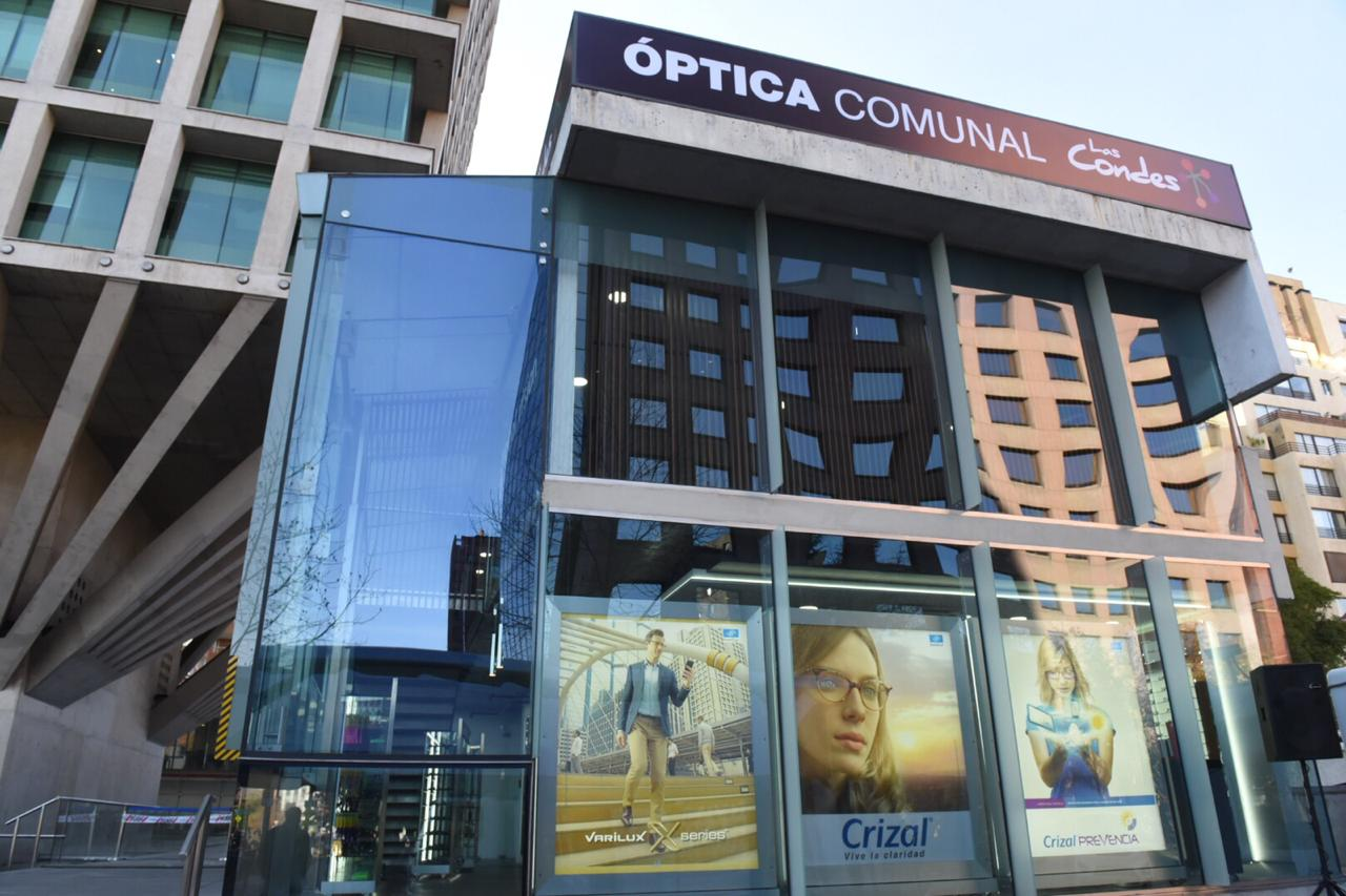 Nueva óptica comunal.