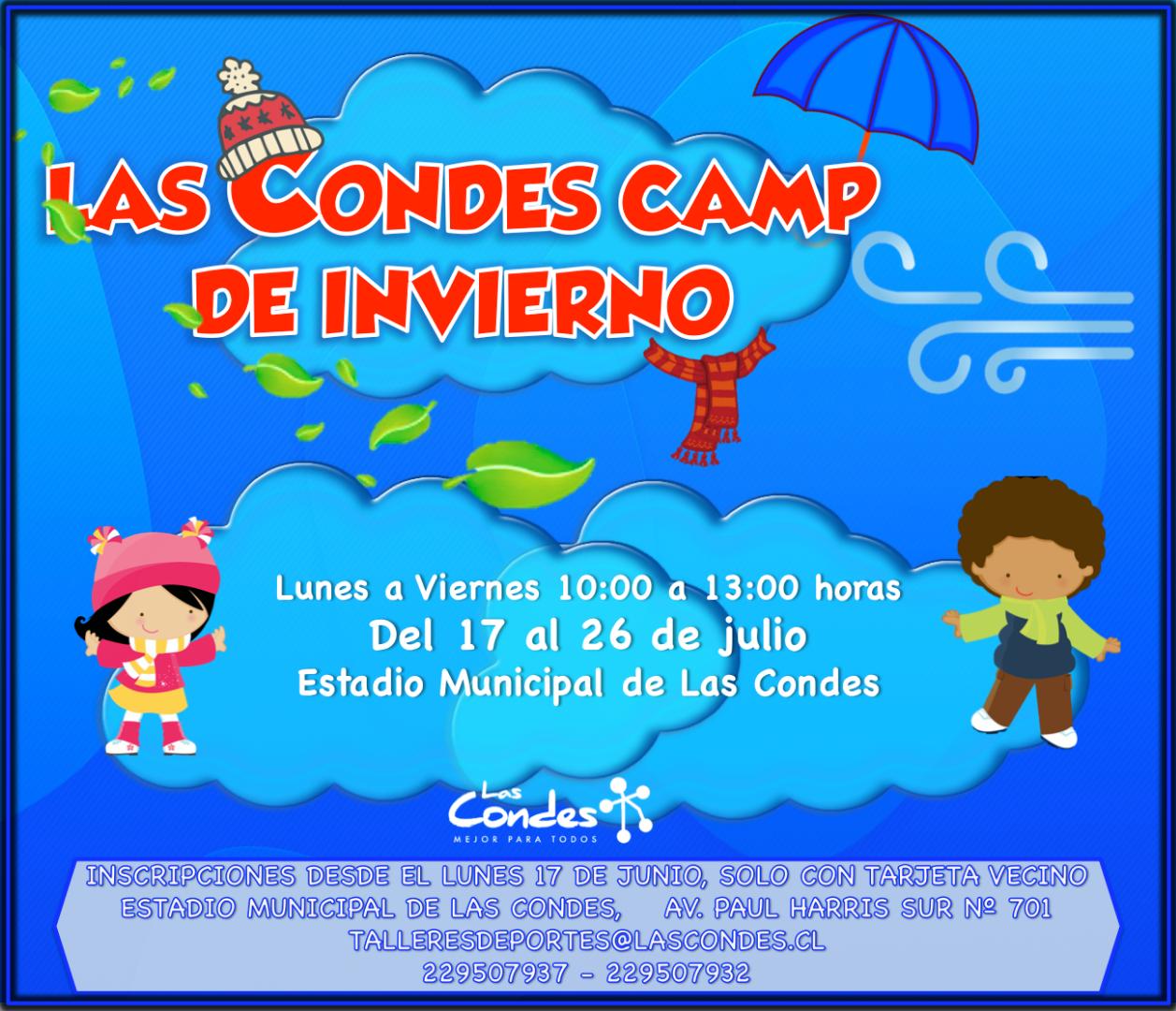 Las Condes Camp 2019
