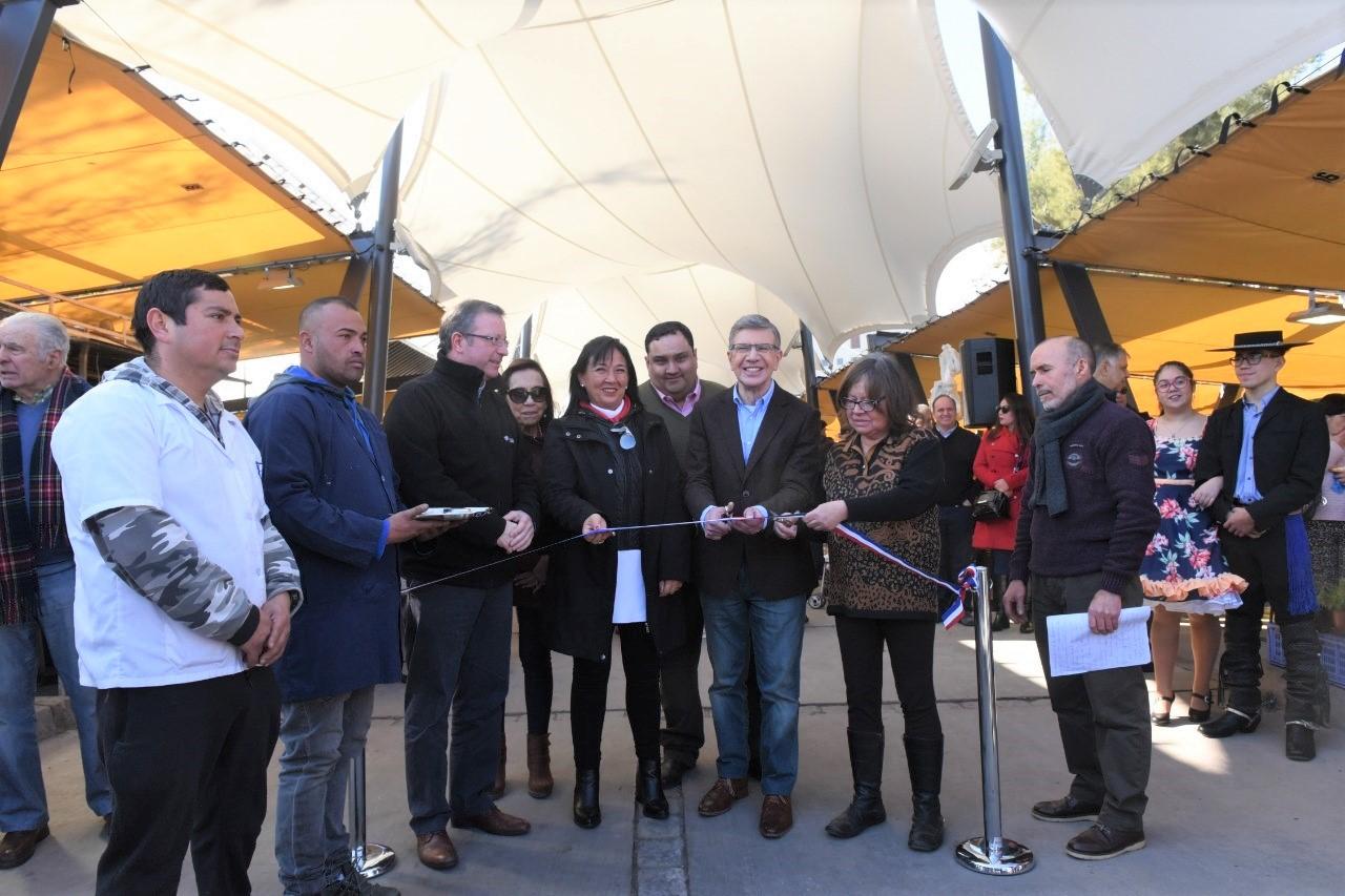 Inauguración Feria Modelo