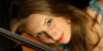 Anna Nilsen, violinista noruega