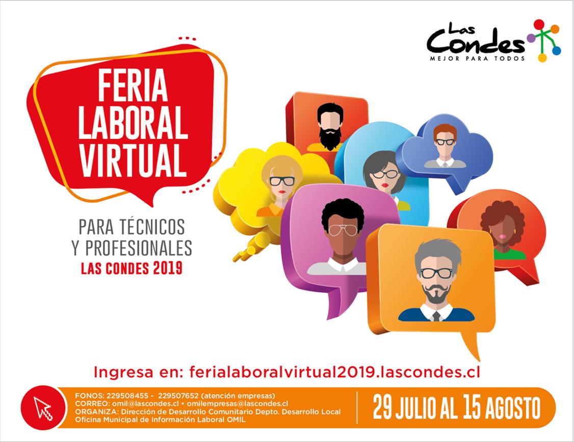 Feria Laboral Virtual 2019