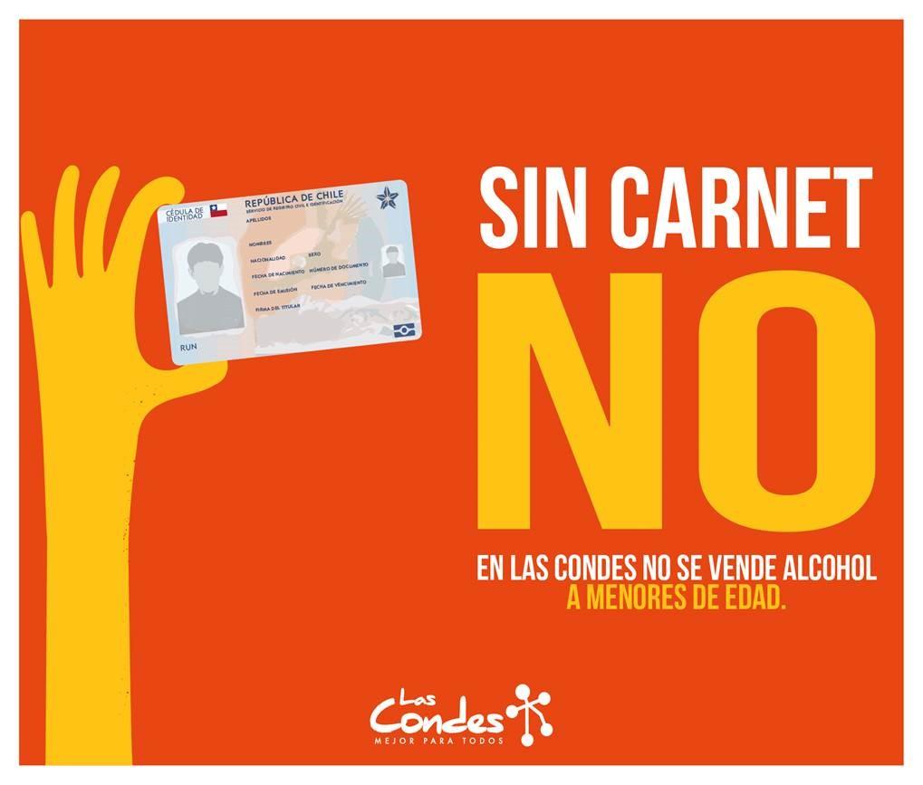 Campaña busca impedir venta de alcohol a menores