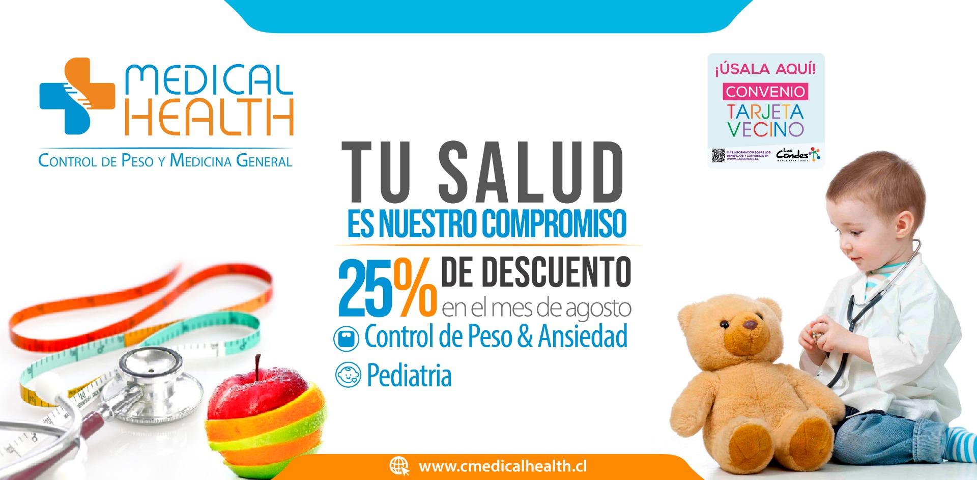 MEDICAL HEALTH PROMO