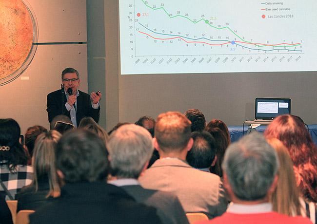 Alcalde explica resultados del Modelo Islandés