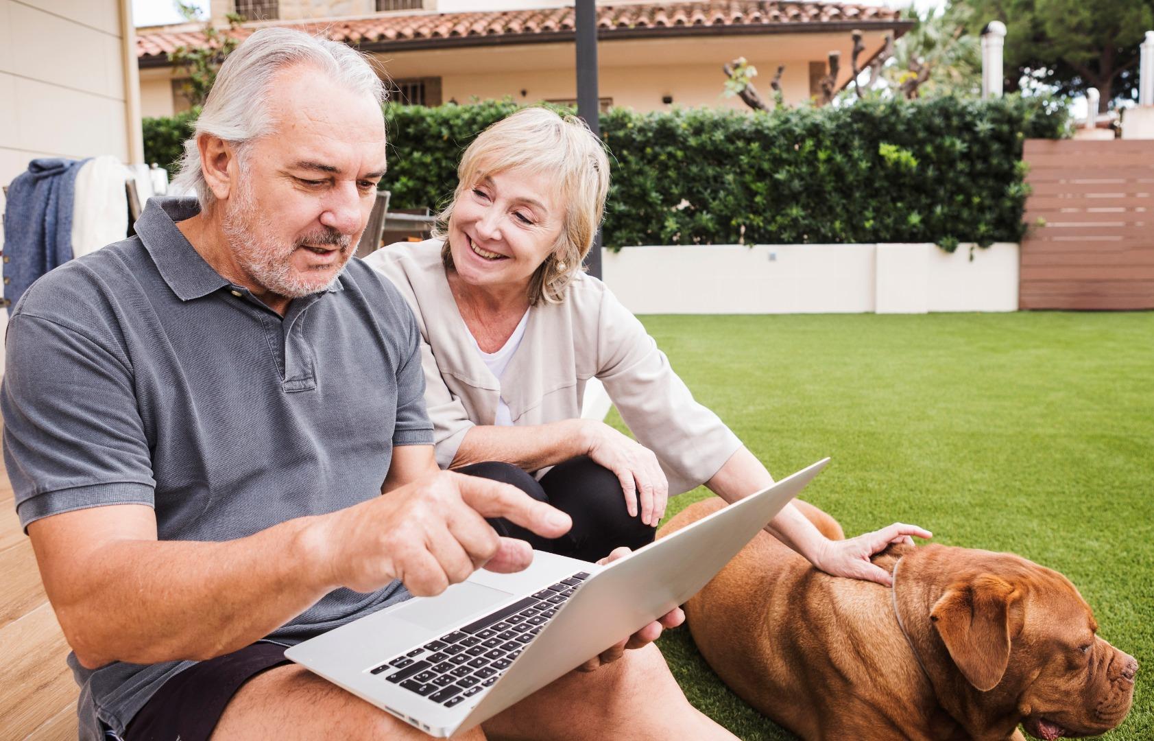 Fondo de ayuda a los adultos mayores para pago del alza de las contribuciones